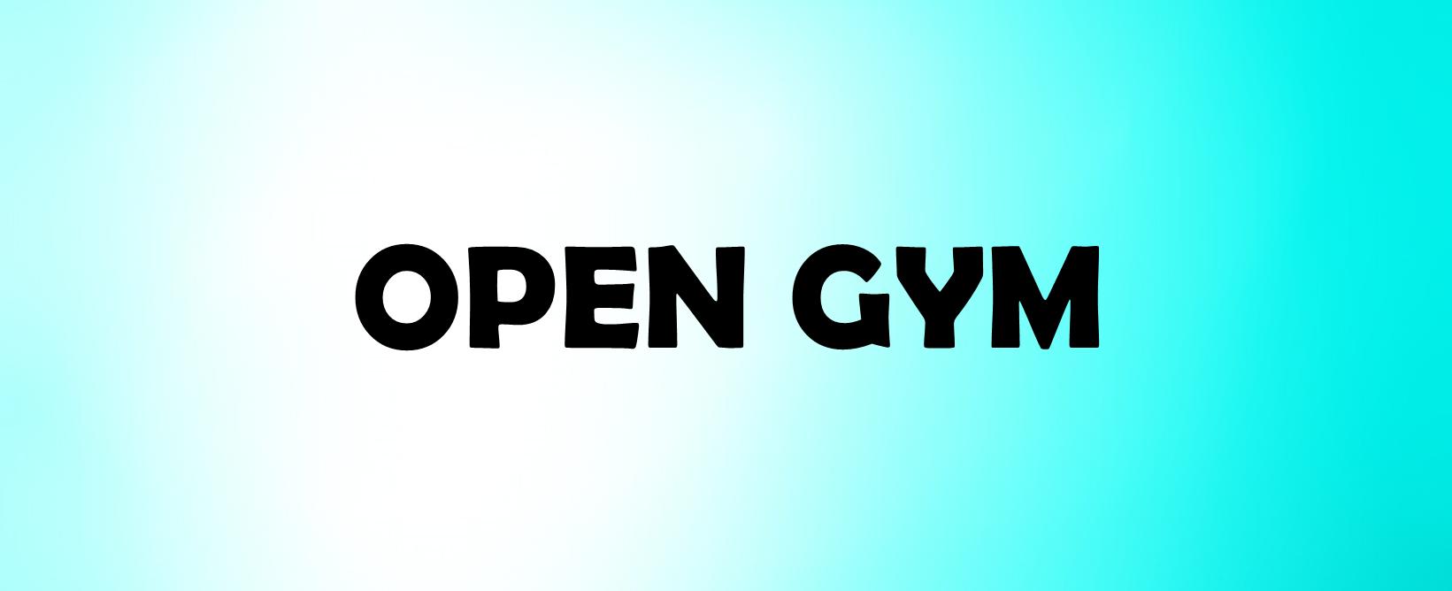 December Open Gym
