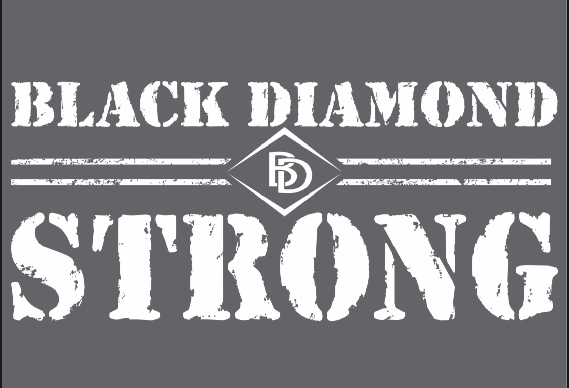 #blackdiamondstrong